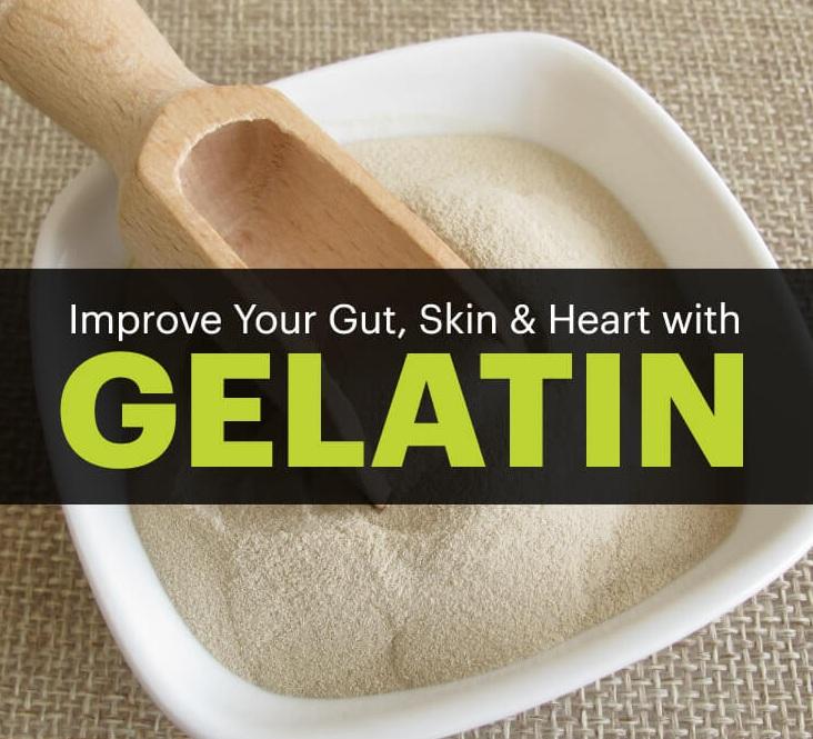 sử dụng gelatin để chăm sóc móng