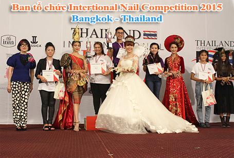 Nailympia là cuộc thi nail lớn nhất trên thế giới