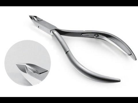 Dạy làm nails - Kỹ thuật nhặt da