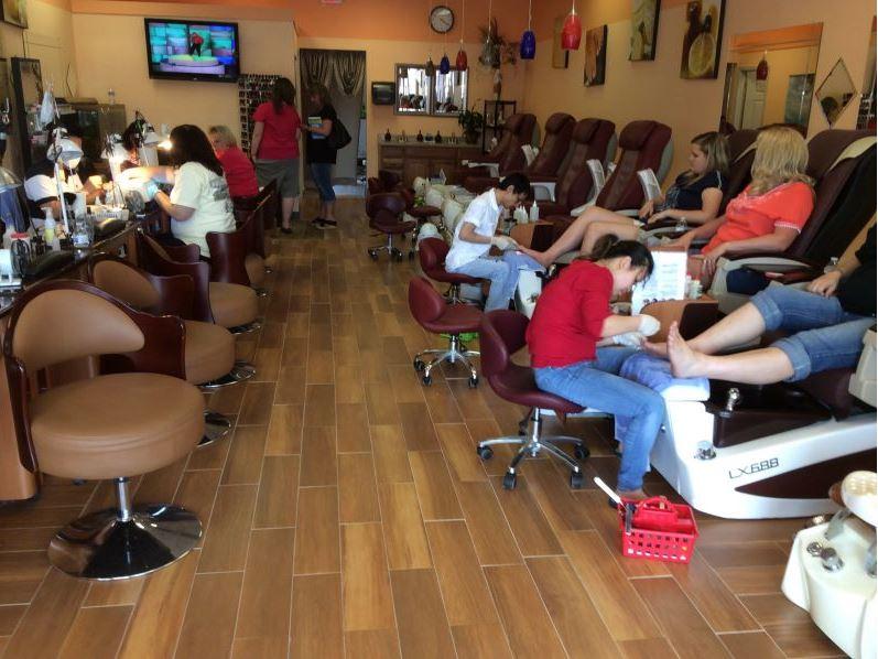 Địa chỉ dạy nail giúp học viên tự tin lập nghiệp ở Mỹ