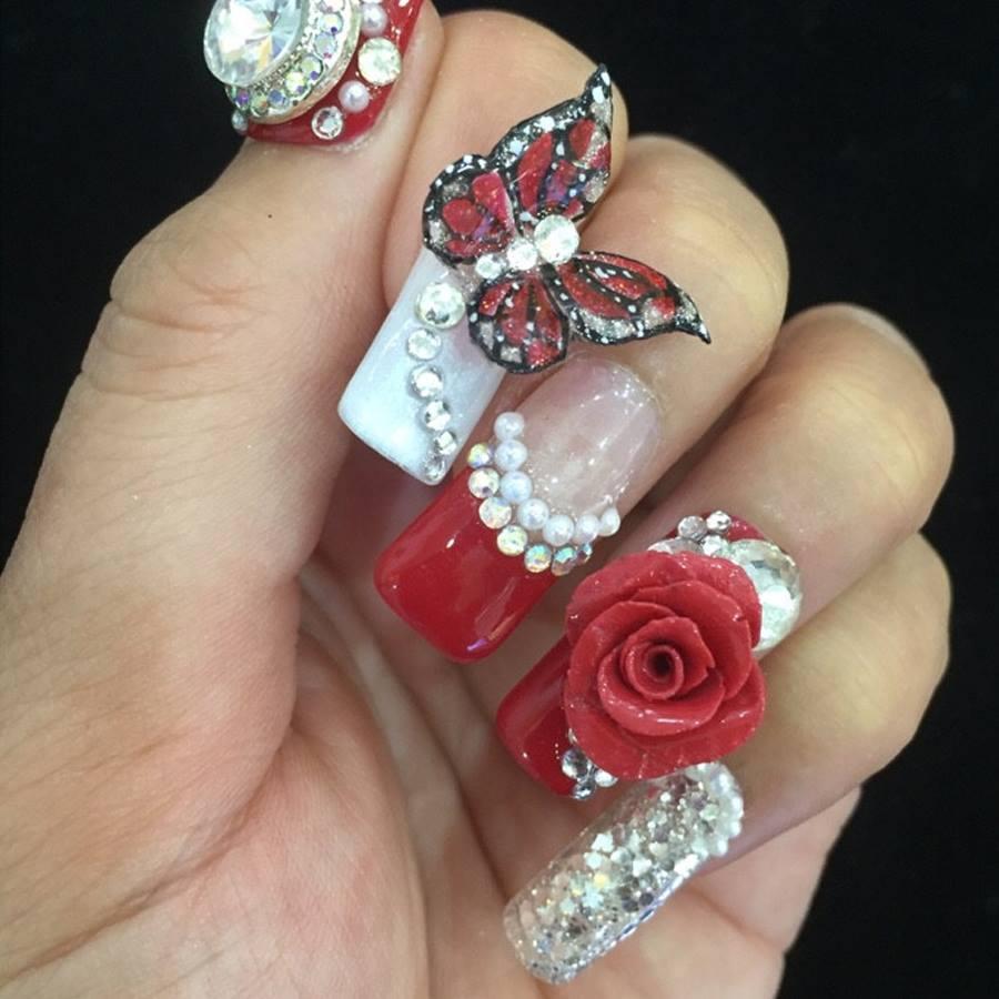 khóa học đào tạo nail chuyên nghiệp