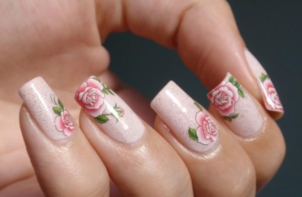 4 mẫu nail đẹp nhất cho cô dâu