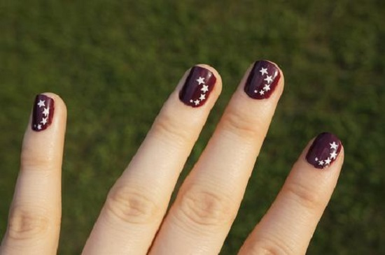 kiểu nail đẹp cho nàng móng ngắn thêm xinh