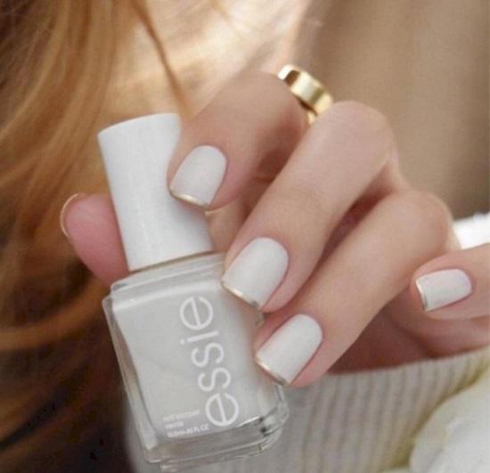nail đẹp kiểu Pháp