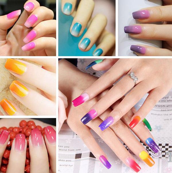 top 4 loại sơn móng tay