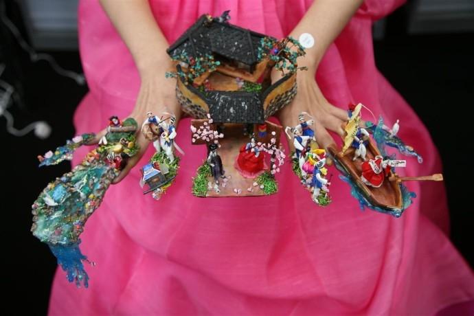 top mẫu móng tay ấn tượng từ cuộc thi Nailympia 5