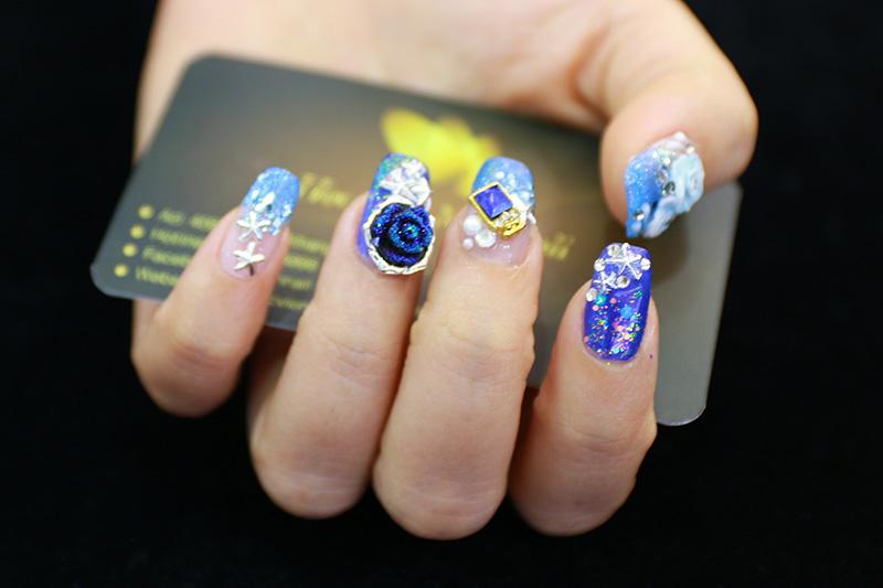 mẫu nail đẹp 6