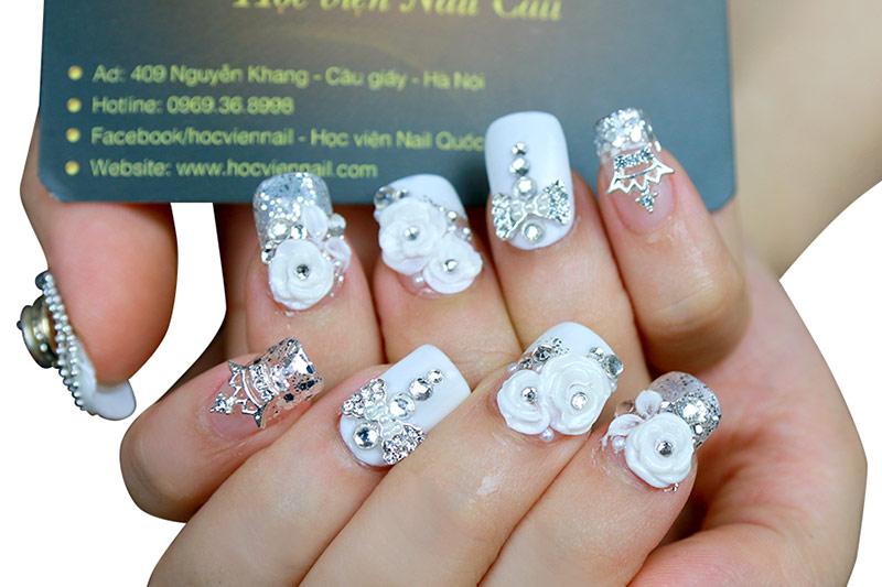 mẫu nail đẹp 3