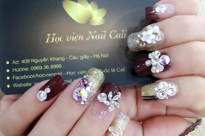 mẫu nail đẹp 4