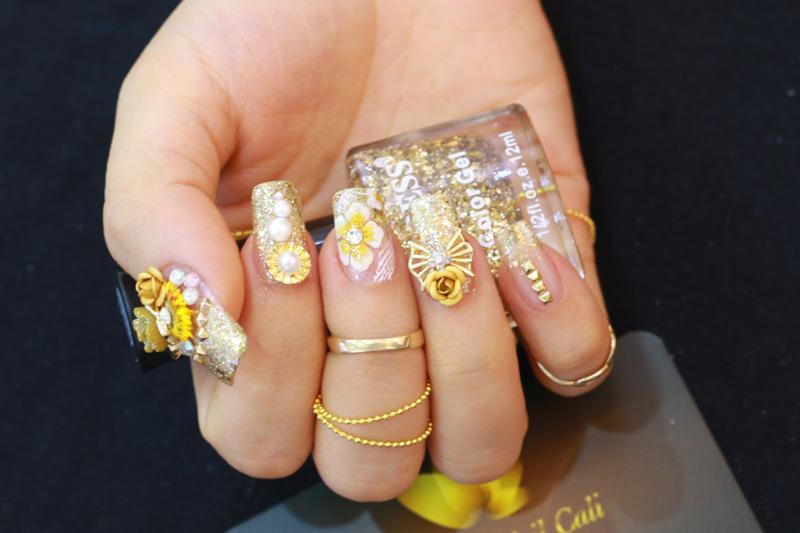 mẫu nail đẹp 7