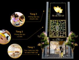 Thực trạng các cơ sở dạy làm nails ở Hà Nội hiện nay