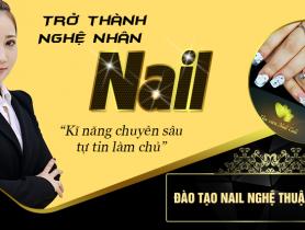 Dạy nail chuyên nghiệp như Học viện Nail quốc tế Cali