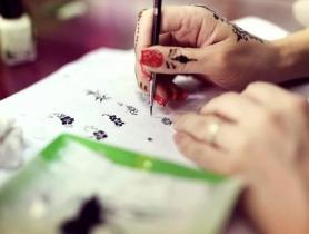Những chiếc cọ vẽ móng làm nên thành công của các thợ nail