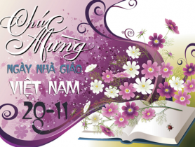 Học viện Nail Cali tổ chức chương trình Tri ân Ngày Nhà giáo Việt Nam
