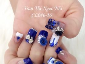 Chiêm ngưỡng một số mẫu nail đẹp của các học viên Nail Cali