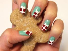 5 mẫu nail đẹp ấn tượng cho mùa Giáng sinh lung linh